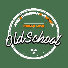 Logo Feels like Old School