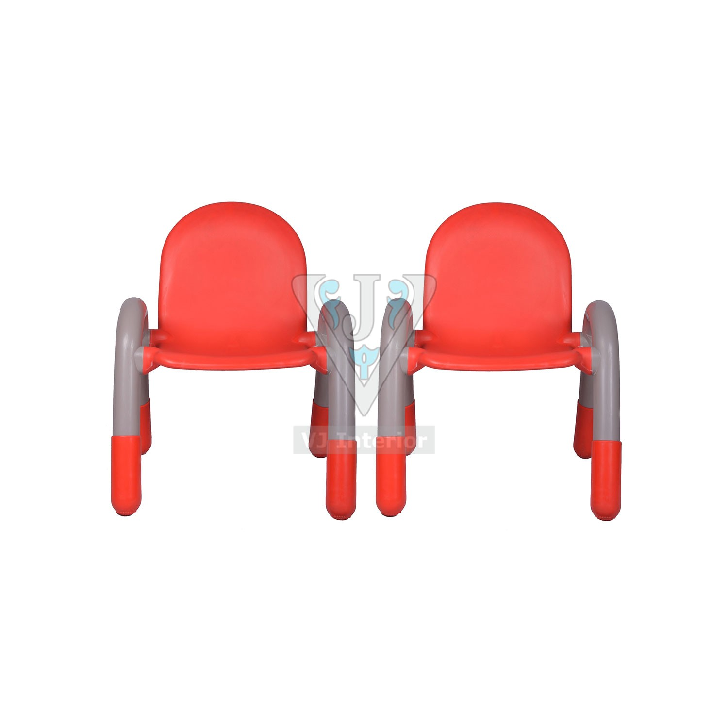 Plastic Kids Chairs The Chico Engineering Plastic Kids Chair Red