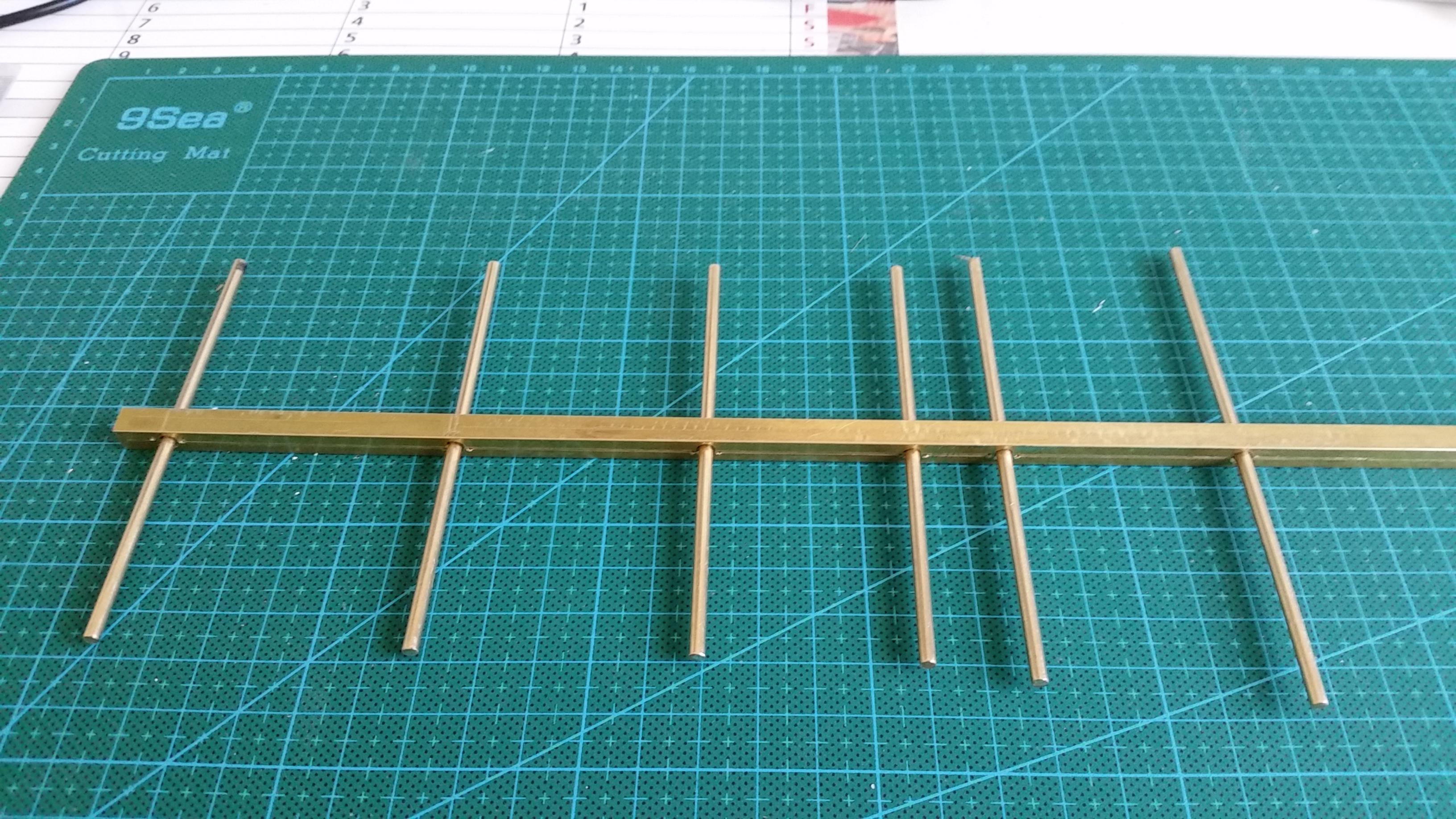 23cm Yagi Design