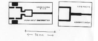 VK3NX 3.4 GHz EME
