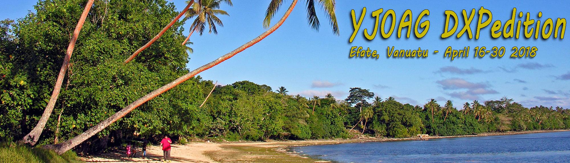 Indian-Pacific Island Radio Adventures
