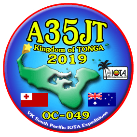 Operating Frequencies | A35JT DXpedition to Tonga (OC-049