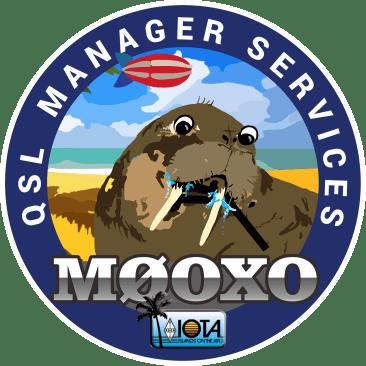M0OXO Logo