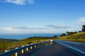 Looking towards Kangaroo Island