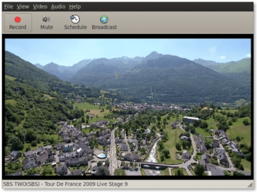 Screenshot-Me TV - SBS TWO(SBS) - Tour De France 2009 Live Stage 9