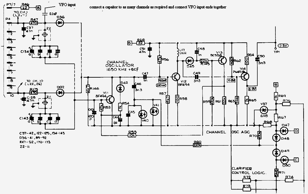 arduino vfo  u2013 vk8bn