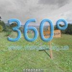 3D панорама присілку Баранівка