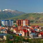 Бішкек – столиця Киргизії