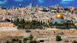 Єрусалим – по біблійних місцях