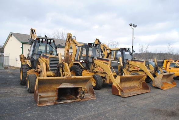 Construction/Industrial Heavy Equipment - Vander Kolk ...