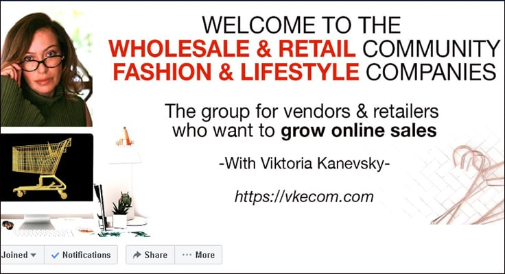image show viktoria kanevsky facebook group image as an example