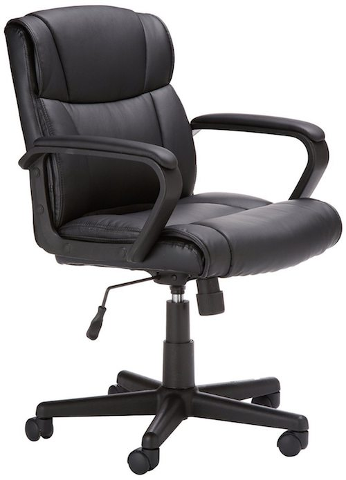 chairs for gaming chair up bowery 20 best pc february 2019 high ground amazonbasics mid back leather office