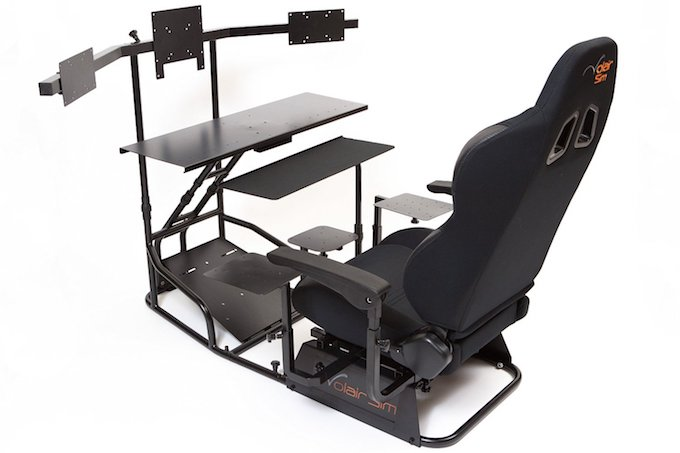 Best Racing and Flight Simulator Cockpits  High Ground Gaming
