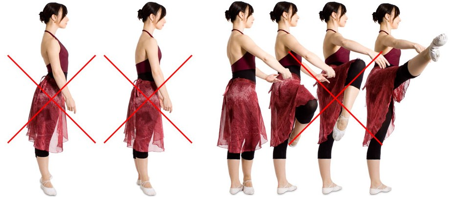 Learning A Particular Dance Step It Can Be Helpful To Follow Diagrams