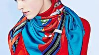 Latest fashion scarves: how to wear  21 new trends revealed