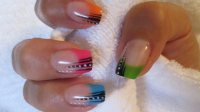 12 Easy, step by step nail art designs for beginners are ...