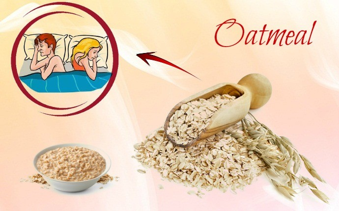 foods for testosterone - oatmeal