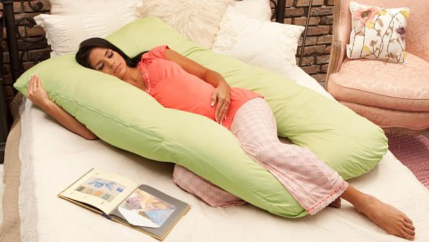 Good  comfortable sleeping positions during pregnancy
