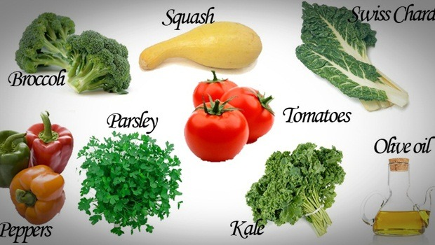 consume foods high in vitamin a