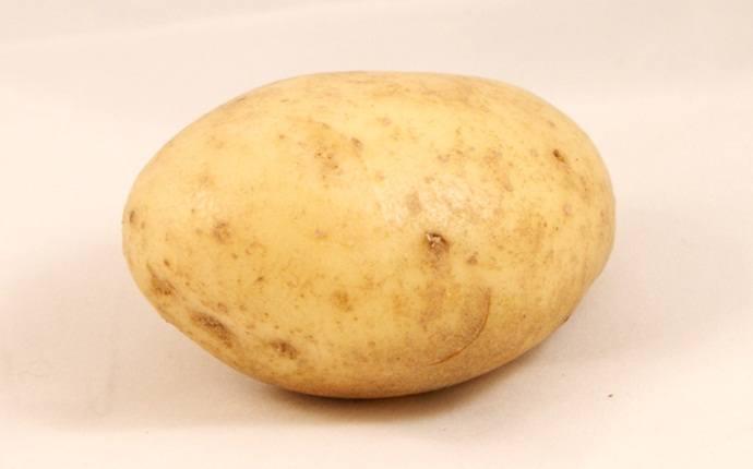 come eliminare il calazio con la patata