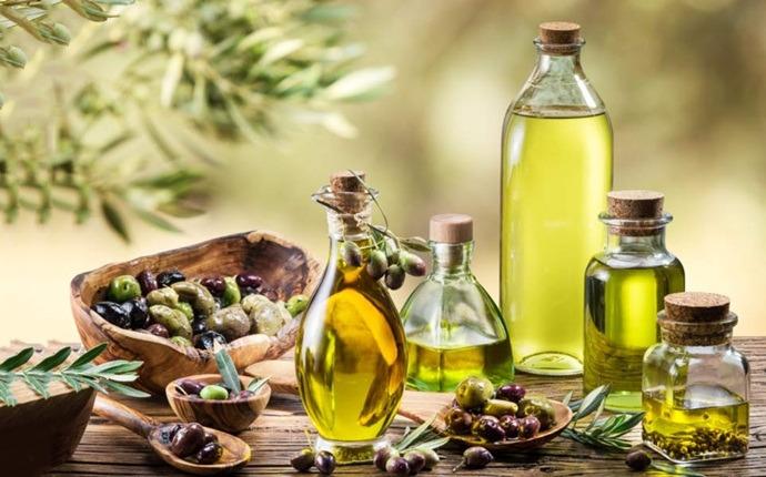 hair masks for split ends - olive oil hair masks for split ends