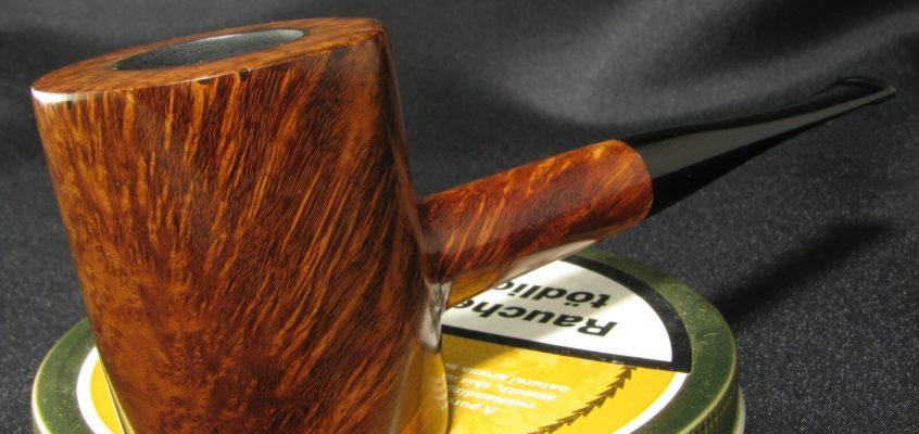 BARLING'S MAKE Ye Olde Wood T.V.F. poker