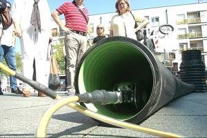 Poboljšanje vodno komunalne infrastrukture aglomeracije Županja