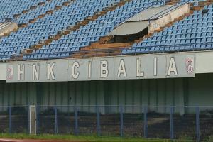 Cibalia u Vinkovcima dočekuje Istru 1961