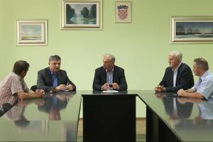U Privlaci potpisan ugovor o rekonstrukciji vodovodne mreže
