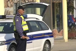 policija nadzor brzine