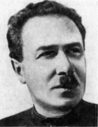 Аркадий Розенгольц. Фото quickiwiki.com