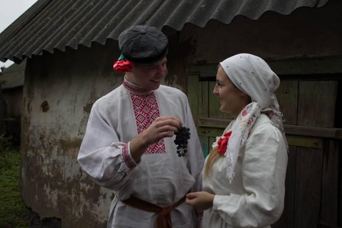 Любовь - залог крепкого брака