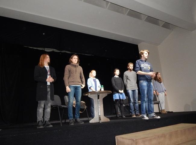 """Театр """"Колесо"""" призывает к взаимопониманию и толерантности"""