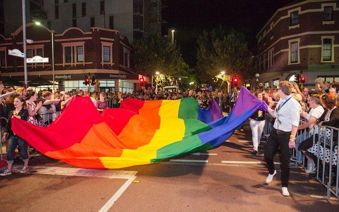Парад Гордости в Австралии