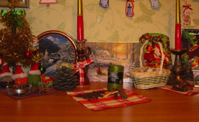 Создание праздничной атмосферы дома поднимет вам настроение и порадует всю семью