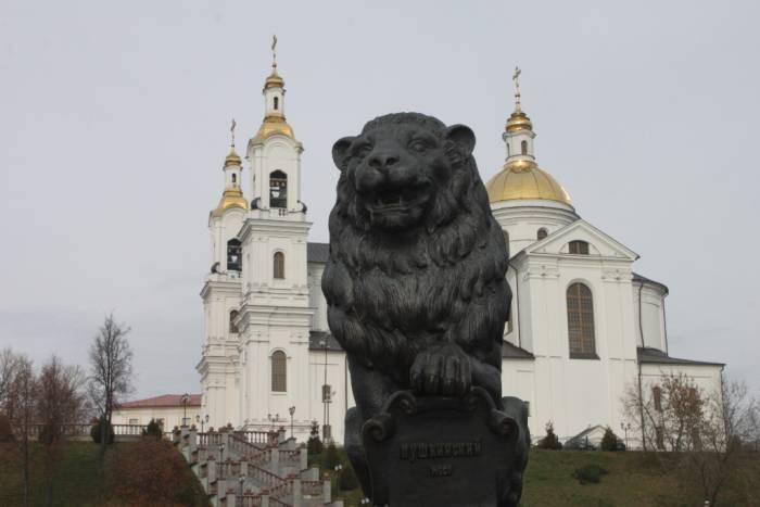 Витебск, город. Фото Саши Май
