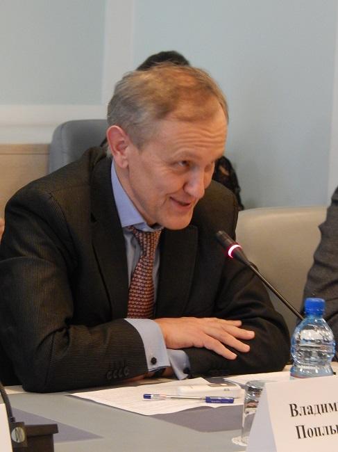 владимир поплыко, Либеральный клуб, круглый стол по пенсионной реформе