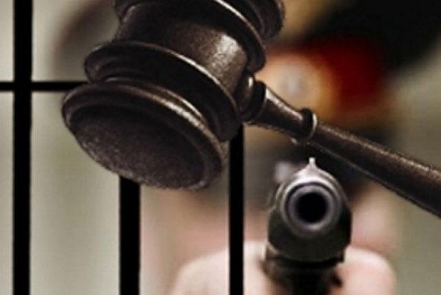 Суд, расстрел, казнь, Корженевский