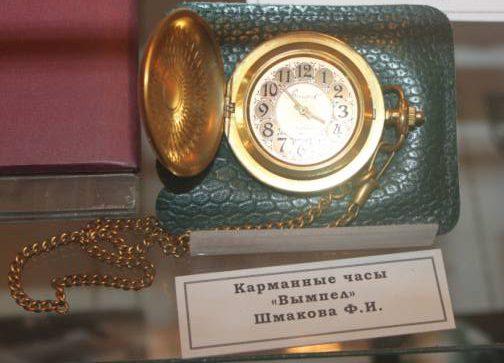 Федор Шмаков, Музей почетных граждан города Витебска