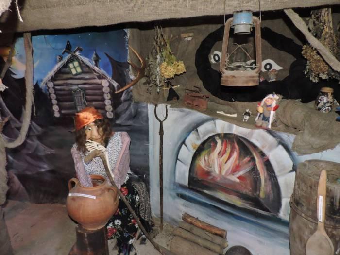 зароново, музей, нечистики