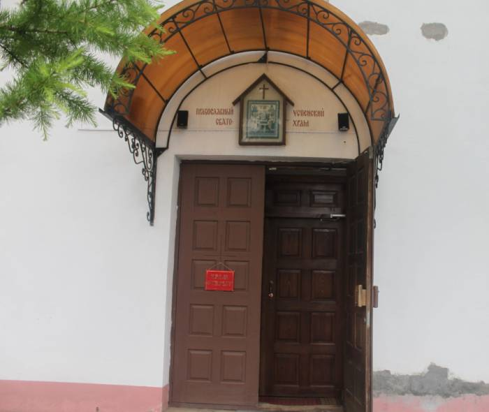 витебск, успенская церковь