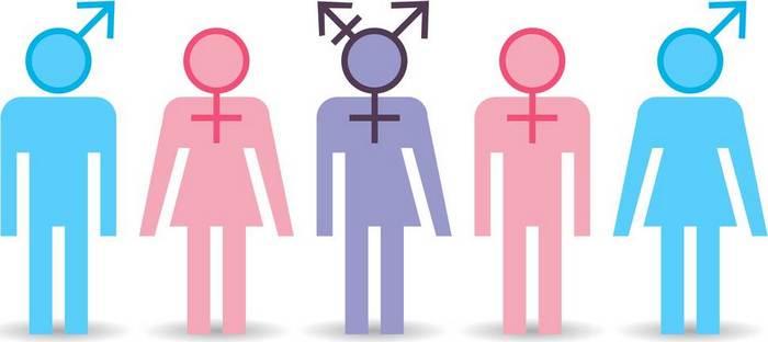 гендер, трансгендер, Корженевский