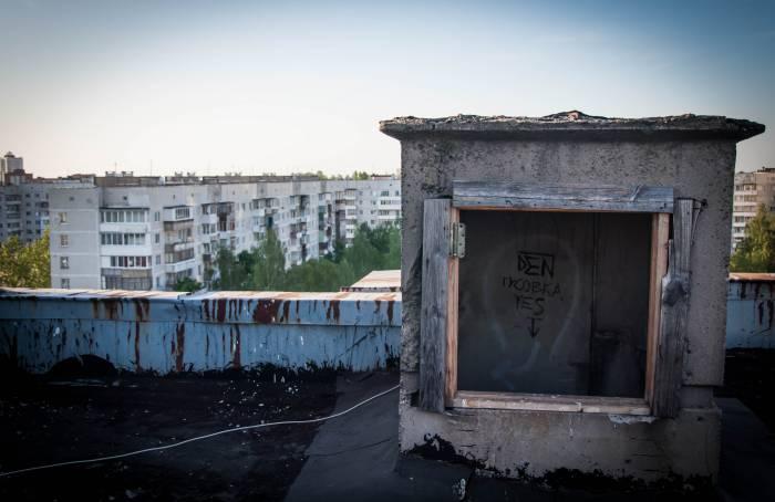 По следам. Фото Анастасии Вереск
