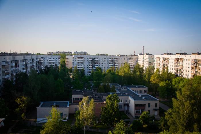 Город дает нам ощущение сплоченности и даже тесноты. Фото Анастасии Вереск