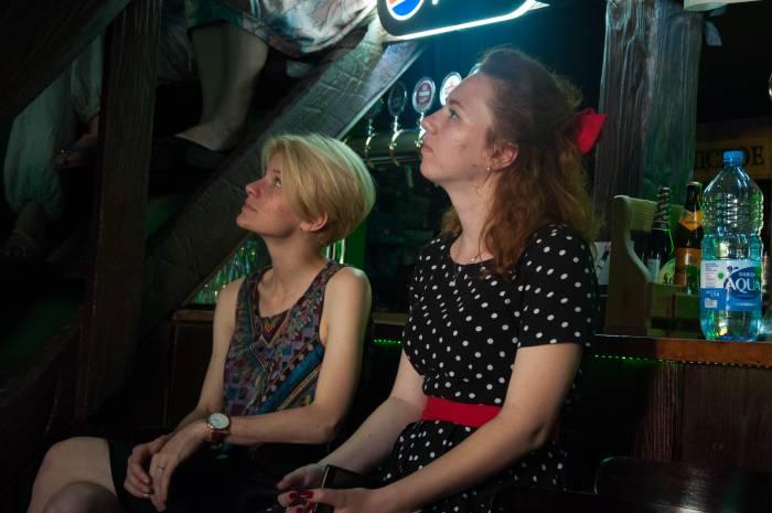 Аудитория была внимательной и не скупилась на вопросы. Фото Анастасии Вереск