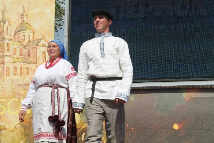 Славянка, фестиваль, дефиле