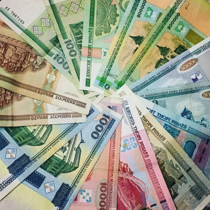деноминация, старые деньги, беларусь