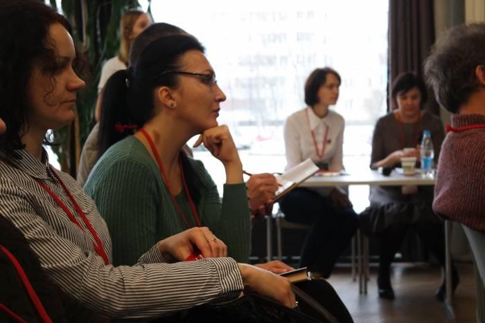Участники форума. Фото Анастасии Вереск