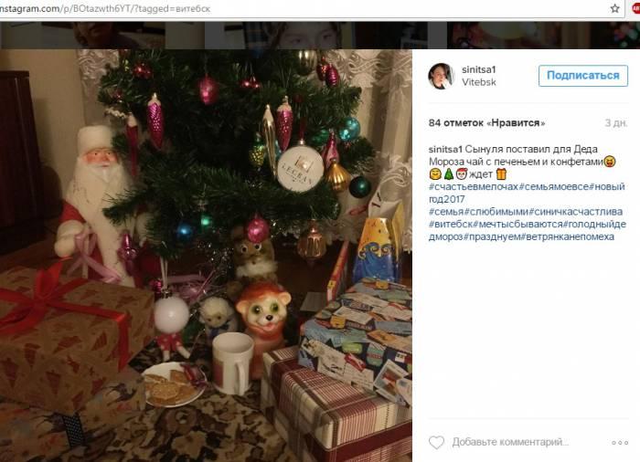 Инструкция из Витебска как приманить Деда Мороза