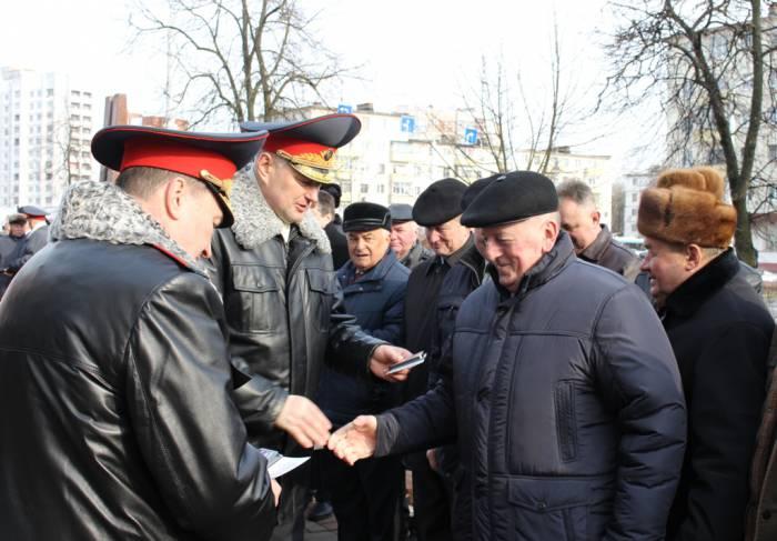 милиция, витебск, митинг, мемориал